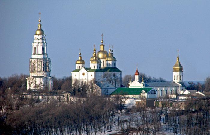 Крестовоздвиженский монастырь-Полтава-Полтавский район-Украина, Полтавская область