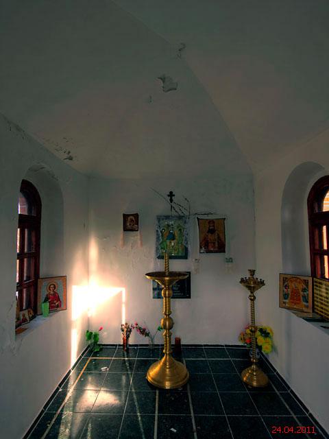 Святой чудотворный источник и купальня близ села короцко