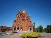 Усть-Лабинск. Сергия Радонежского, церковь