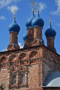 Рязань. Покрова Пресвятой Богородицы в Храпово, церковь