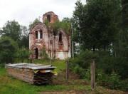 Лыкошино. Иверской иконы Божией Матери (старая), церковь