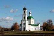 Вислая Поляна. Троицы Живоначальной (Вознесения Господня?), церковь