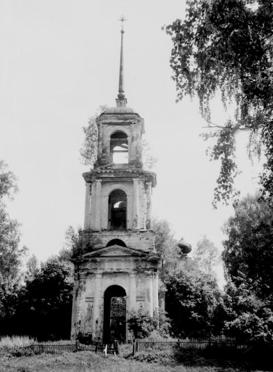 Церковь Богоявления Господня, Никитский погост