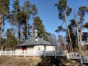 Церковь Иверской иконы Божией Матери - Лыкошино - Бологовский район - Тверская область