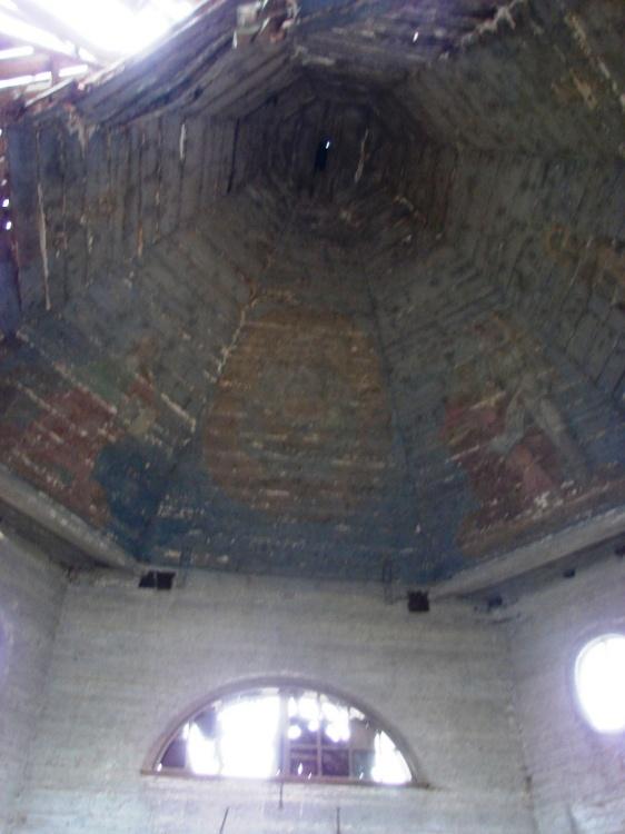 Церковь Варвары великомученицы, Туросна
