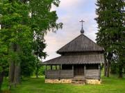 Часовня Спаса Преображения - Глазуново - Старицкий район - Тверская область