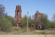 Церковь Рождества Христова - Борщёвка - Ферзиковский район - Калужская область