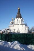 Церковь Покрова Пресвятой Богородицы - Мышецкое - Солнечногорский район - Московская область