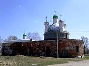Церковь Троицы Живоначальной (старая) - Саввино - Егорьевский район - Московская область
