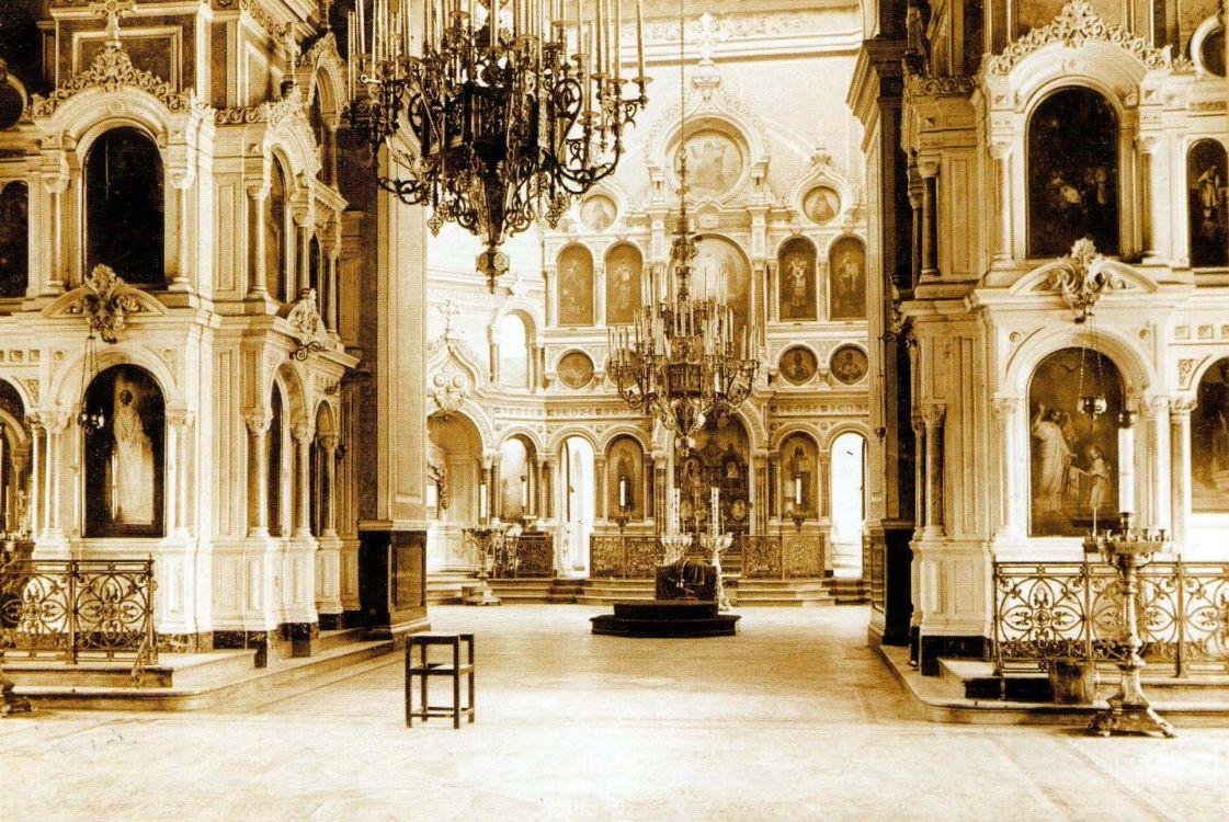 Кафедральный собор Спаса Преображения, Сумы