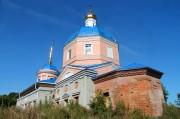 Курино. Николая Чудотворца, церковь