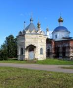 Часовня Александра Невского - Заозерье - Угличский район - Ярославская область