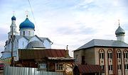 Церковь Казанской иконы Божией Матери - Бугульма - Бугульминский район - Республика Татарстан