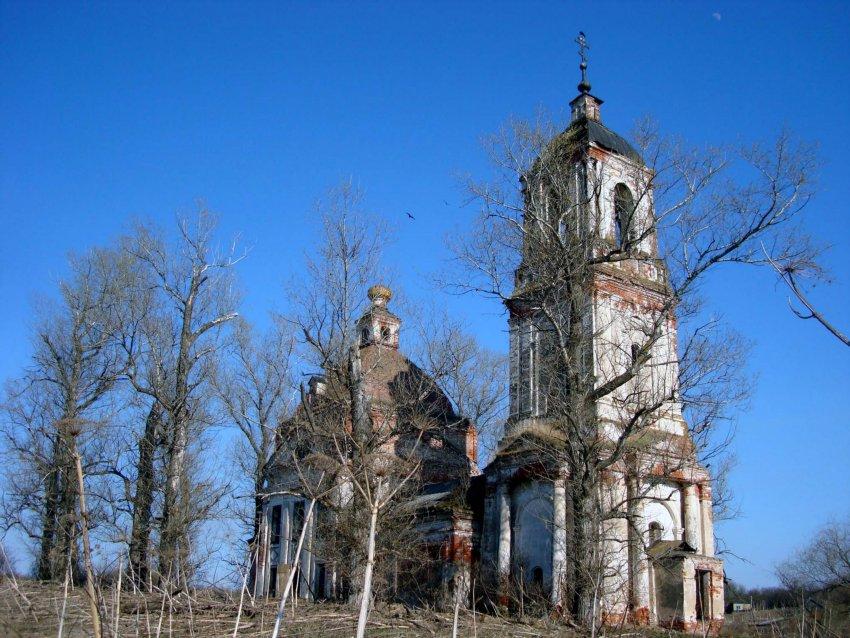 Церковь Николая Чудотворца, Кудлей