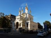 Женева. Воздвижения Креста Господня, кафедральный собор