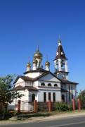 Церковь Пантелеимона Целителя - Голубицкая - Темрюкский район - Краснодарский край