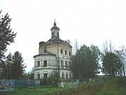 Церковь Василия Великого - Иконниково (Опариха) - Сямженский район - Вологодская область