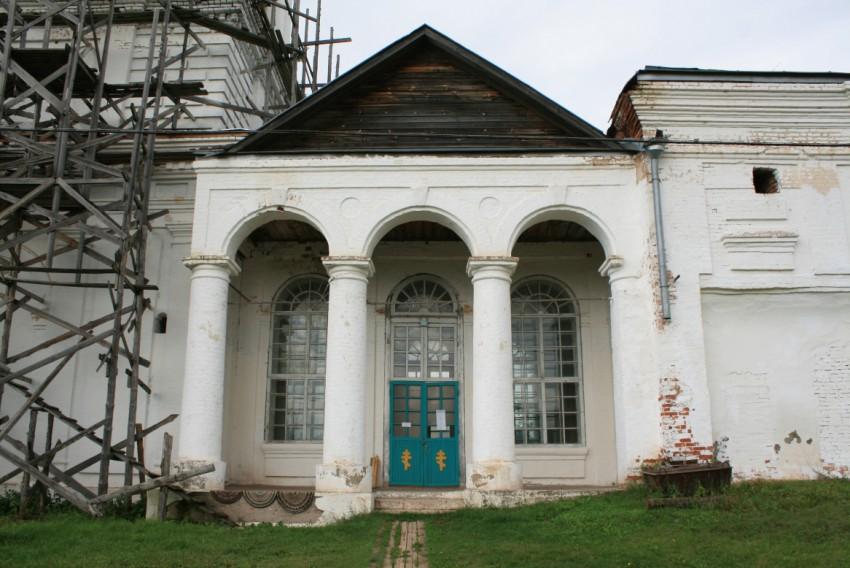 Церковь Троицы Живоначальной, Сорвижи