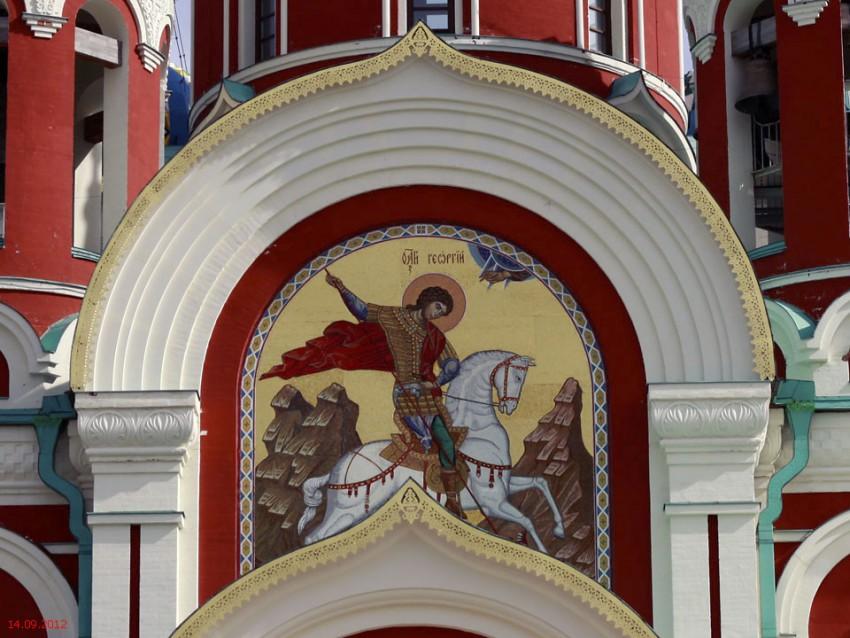 Церковь Георгия Победоносца, Романово