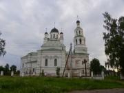 Улла. Троицы Живоначальной, церковь