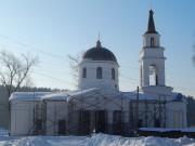 Церковь Богоявления Господня - Серебрянка - Пригородный район - Свердловская область