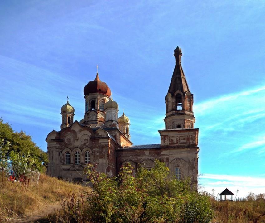 Церковь Николая Чудотворца, Белый Колодезь
