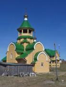 Уралец. Ксении Петербургской, церковь