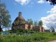 Церковь Николая Чудотворца - Янгосарь - Вологодский район - Вологодская область