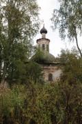 Церковь Воскресения Христова - Воскресенское (Сосновское с/п) - Вологодский район - Вологодская область