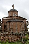 Церковь Спаса Преображения - Куркино - Вологодский район - Вологодская область