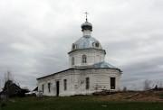 Церковь Вознесения Господня - Захоломье - Торопецкий район - Тверская область
