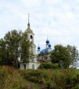 Алексино. Покрова Пресвятой Богородицы, церковь