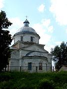 Церковь Димитрия Солунского - Дареевск - Погарский район - Брянская область