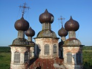 Церковь Вознесения Господня - Пенигеевская (Ворбас) - Шенкурский район - Архангельская область
