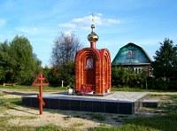 Неизвестная часовня - Головино - Киржачский район - Владимирская область