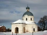 Гагаринская Новосёлка. Рождества Христова, церковь