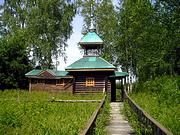 Часовня Александра Невского - Большие Круты - Ковернинский район - Нижегородская область