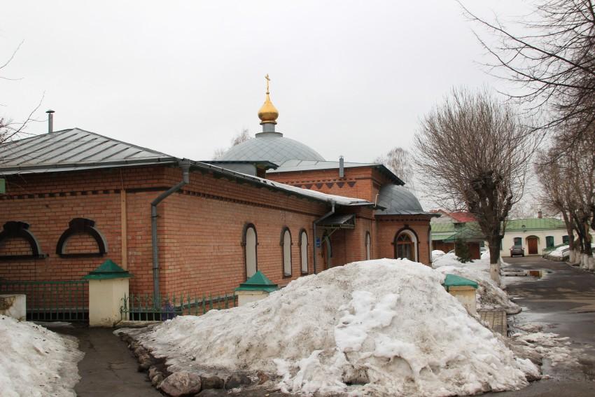 Церковь Владимира равноапостольного (крестильная), Ярославль
