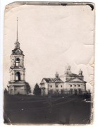 Сизябск. Благовещения Пресвятой Богородицы, церковь