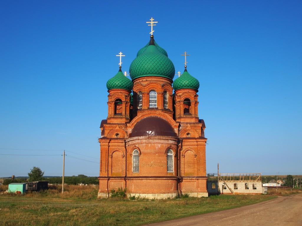Церковь Михаила Архангела, Переезд
