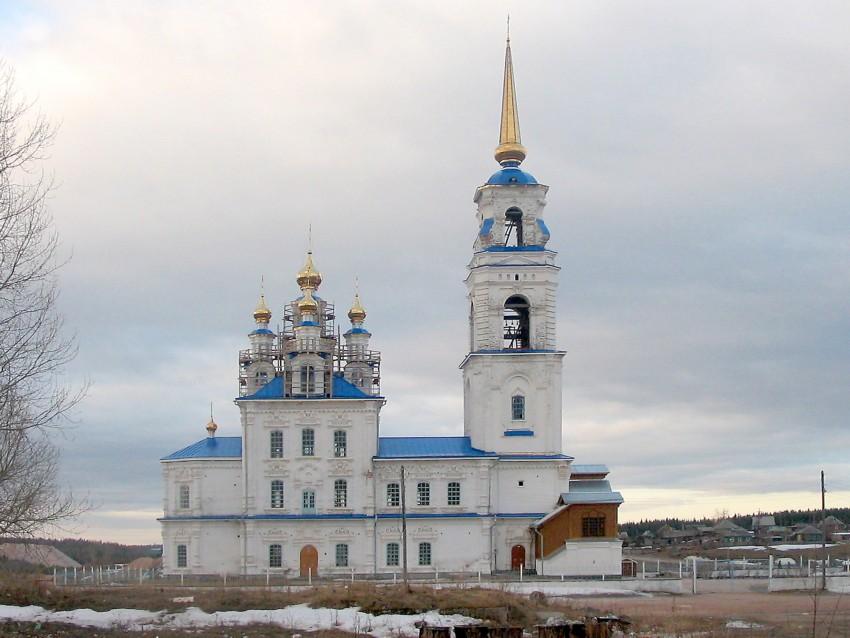 Собор Петра и Павла, Североуральск