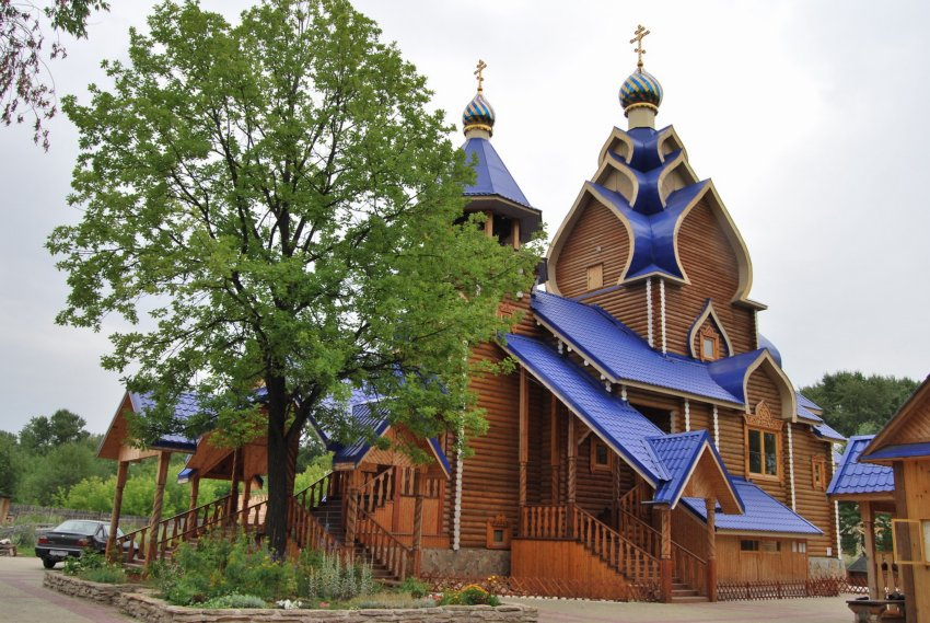 Церковь Касперовской иконы Божией Матери, Кольцово