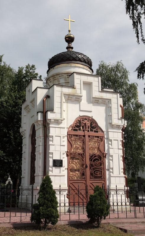 Неизвестная часовня, Ярославль