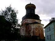 Церковь Спаса Преображения - Ижма - Ижемский район - Республика Коми