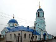 Усмань. Софийский Успенский женский монастырь. Церковь Успения Пресвятой Богородицы