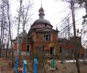 Нижегородская область, Городецкий район, Богомолово, Церковь Николая Чудотворца