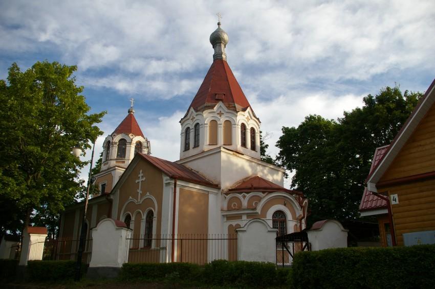 Церковь Рождества Пресвятой Богородицы в г. Тракай