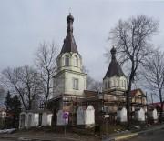 Церковь Рождества Пресвятой Богородицы - Тракай - Вильнюсский уезд - Литва