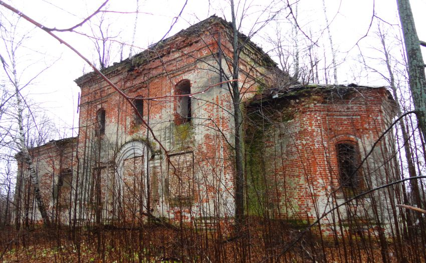 Церковь Тихона Амафунтского, Скородум