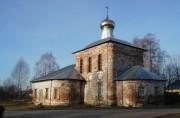 Шадрино. Казанской иконы Божией Матери, церковь